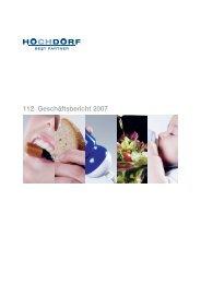 © monto zug - Hochdorf Nutritec AG