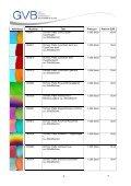 Dichroic-Flachglas sind Schichten auf flachem Borosilikatglas ... - GVB - Page 6