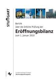 Anlage 3 Eröffnungsbilanz 2010_RPA.pdf - Landeshauptstadt Stuttgart