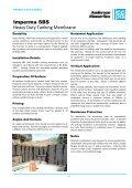 ICO0491 Imperma SBS Datasheet - Icopal - Page 2