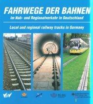 Publikation in Kompendium FAHRWEGE DER ... - travetto.de