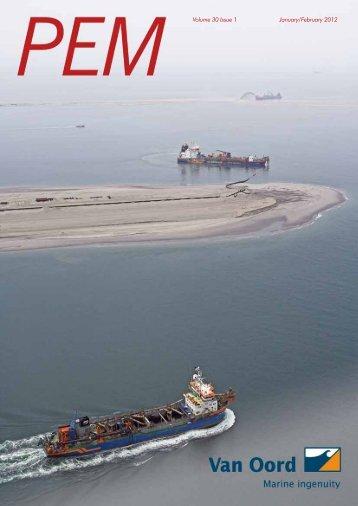 Volume 30 Issue 1 January/February 2012 - Port Engineering ...