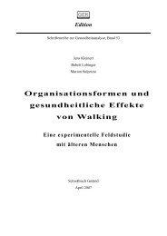 Selbstorganisation im Gesundheitssport ( PDF , 2 MB ... - Presse