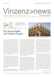 Familienfreund- liches Speising - Vinzenz Gruppe