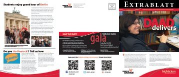 Department Newsletter - McMicken College of Arts & Sciences ...