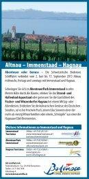 Immenstaad - Schweizerische Bodensee Schiffahrtsgesellschaft AG