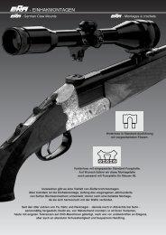 - EINHAKMONTAGEN - New England Custom Gun