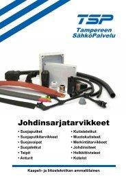 Saatavana myös pdf-muodossa - Tampereen Sähköpalvelu Oy