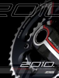 full speed ahead – road and xc components - Due Ruote Bologna