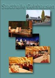 Bilder für Inet_Stadthalle - Gelnhausen
