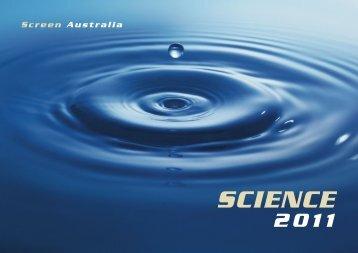New Science 2011 - Screen Australia