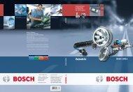 Download Zubehör (PDF 21 MB) - Bosch Automotive Aftermarket