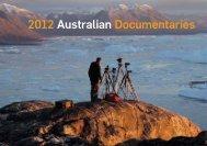 2012 Australian Documentaries - Screen Australia