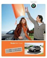 Euro Diesel-Bonus - Skoda