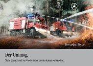 Der Unimog. - Mercedes-Benz Österreich