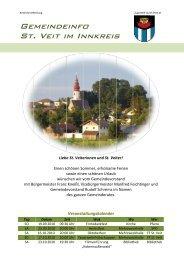 Gemeinde St. Veit/Innkreis