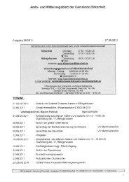 Ausgabe 05/2011 27.05.2011 - Birkenfeld