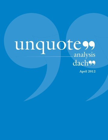 latest digital edition of Deutsche unquote