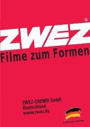 ZWEZ Filme zum Formen - ZWEZ-CHEMIE GmbH