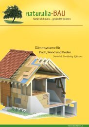 12SEITER dach-wand-boden - Naturalia Bau