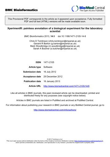 Provisional PDF - BioMed Central