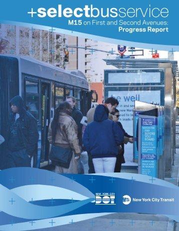 Progress Report - NYC.gov
