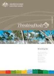 Thinking Bush Issue 5 - Land and Water Australia