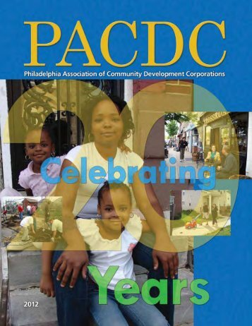 2012 Blue Ribbon Award Finalist - PACDC