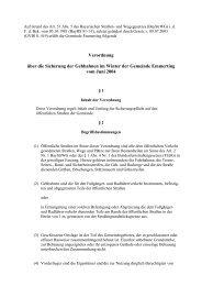 Verordnung über die Sicherung der Gehbahnen  im Winter der ...