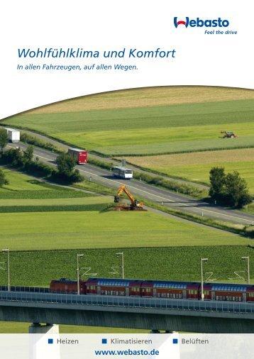 Imagebroschüre - Webasto
