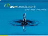 Uran.pdf (173 KB) - TEAM UMWELTANALYTIK