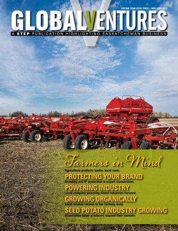 May/June 2012 (pdf) - Saskatchewan Trade and Export Partnership