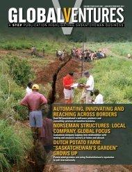 January/February 2012 (pdf) - Saskatchewan Trade and Export ...