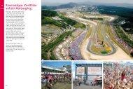 Raumanalyse: Vier Blicke auf den Nürburgring - Ernst Klett Verlag