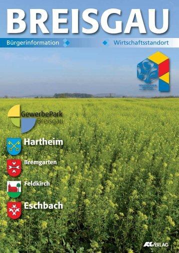 Revisions-Arbeiten - Gemeinde Hartheim