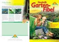 Neudorffs Garten-Fibel