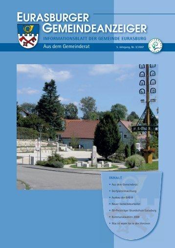 Gemeindeanzeiger 07-3.pdf - Gemeinde Eurasburg