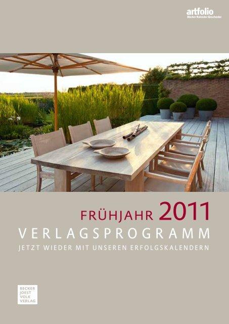 Verlagsprogramm - Becker Joest Volk Verlag