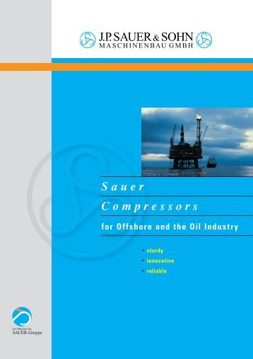 Sauer Compressors for Offshore - ShipServ