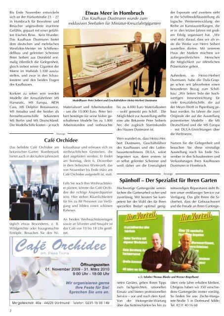 Radio Seidel - Dortmunder & Schwerter Stadtmagazine