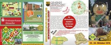 Prospekt 2004 4c - Gemeinde Grafschaft