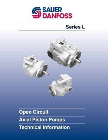 Series L - Sauer-Danfoss