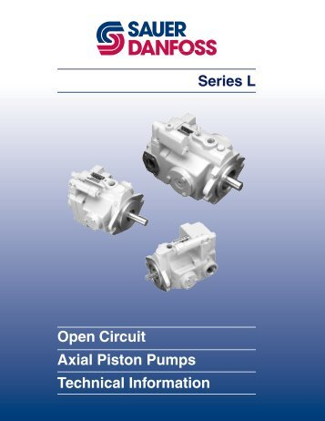Series L - Sauer-Danfoss