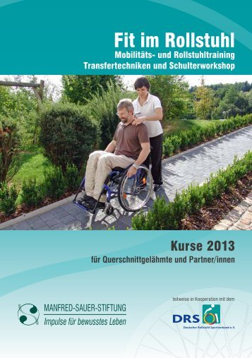 diesem Flyer - Deutscher Rollstuhl-Sportverband