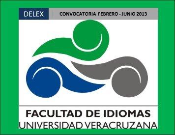 Convocatoria-DELEX-Feb-Jun-2013