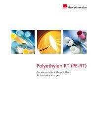 Polyethylen RT (PE-RT) - HakaGerodur