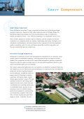 Sauer Compressors - Page 2