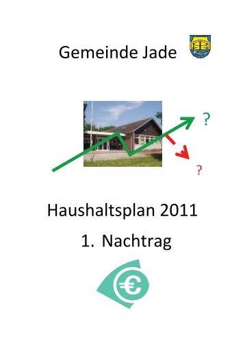 vorbericht - Gemeinde Jade