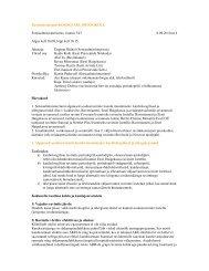 Ravimikomisjoni KOOSOLEKU PROTOKOLL - Sotsiaalministeerium