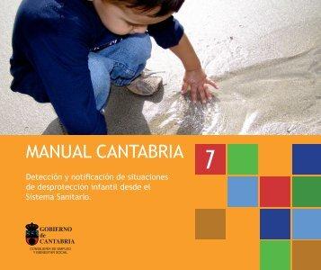 MANUAL CANTABRIA - Plataforma de Infancia